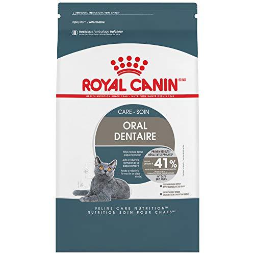 Royal Canin Oral Care Dry Cat Food, 6 lb. bag