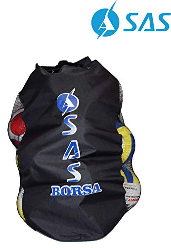 SAS SPORTS BORSA Ball Carry Bag (12-14 Balls) - 2 Strips