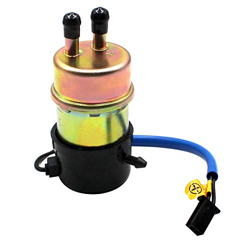 Road Passion 12v Electric Fuel Pump for Suzuki Intruder 700/1400 //Boulevard S50 //Cavalcade 1400 //GSX1100G //Marauder 800 // RF600R/RF900R