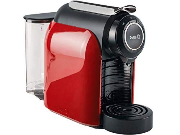 Delta Qool Evolution Red Coffee Maker 127 V