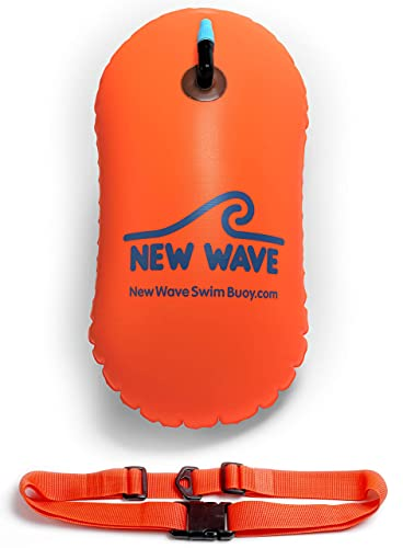 Swim Bubble for Open Water Swimmers & Triathletes - Swim Safety Buoy