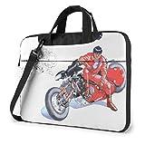15.6″Durable Hombro Mensajero Bolsa maletín PC Akira Moda Impermeable Ordenador Portátil/portátil/Tablets