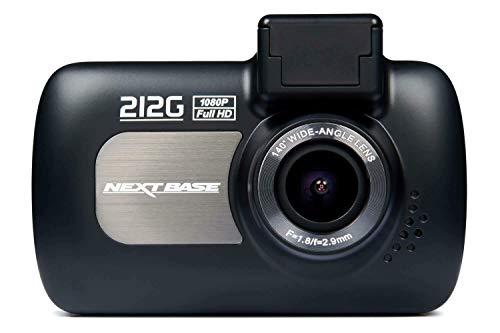 Nextbase 212G Dash Cam G-Sensor