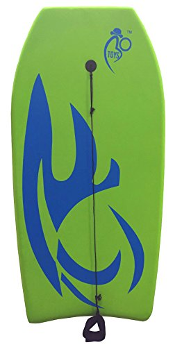 Bo-Toys Body Board Lightweight with EPS Core (Green, 41-INCH)