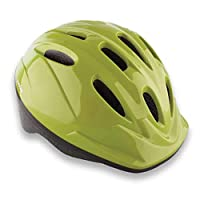 Available in two sizes: Small (18.5-20.5 inches) and Medium (20.5-22 inches);  Use a string and tape measure to measure your child's head 14 air vents with integrated bug mesh in the front vents Extended visor for maximum protection, nylon straps, pi...