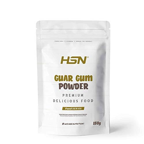 Goma Guar en Polvo de HSN   Espesante Natural y Saludable pa