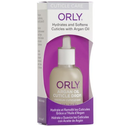 ORLY Argan Oil Cuticle Drops (18ml) by Orly