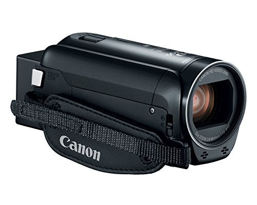 Canon VIXIA HF R80 Portable Video Camera Camcorder with Built-in Wi-fi, Full HD CMOS Sensor,...