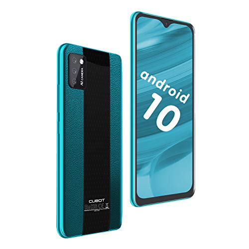 Teléfono Movíl Libre 4G,CUBOT Note 7 Smartphone,Android 10...