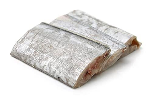 Bague Dried Ribbon Fish Fresh ( Valai ) / Vala / Thalayan / Vaalai / Savalai / Savallu / Rupapatia / Savaala / Baga (500 Grams)