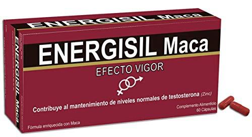 Energisil Maca - Efecto Vigor - 60 Cápsulas