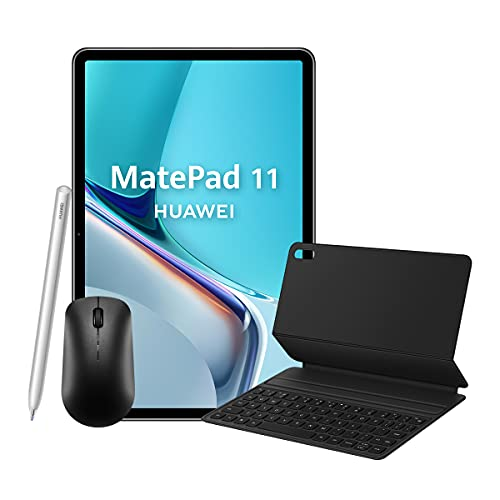 HUAWEI MatePad 11 con M-Pencil, Teclado, ratón – Pantalla 11',...