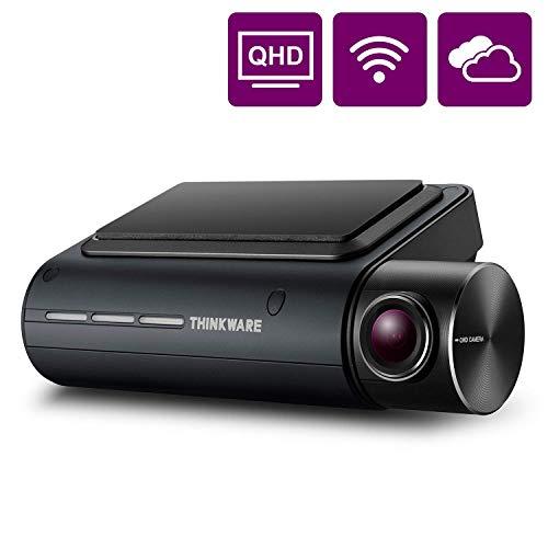 THINKWARE Q800PRO Car Dash Cam 2.5K 2560X1440P QHD 140Wide Angle Dashboard Camera Recorder with G-Sensor, Car Camera w/Sony Sensor, Parking Mode, WiFi GPS, Night Vision, Loop Recording