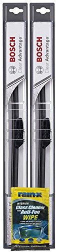 Bosch 22' Clear Advantage Beam Wiper Blade (2 Pack)