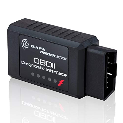 Bafx Products Wireless Bluetooth Obd2 Scanner Diagnostic Code...
