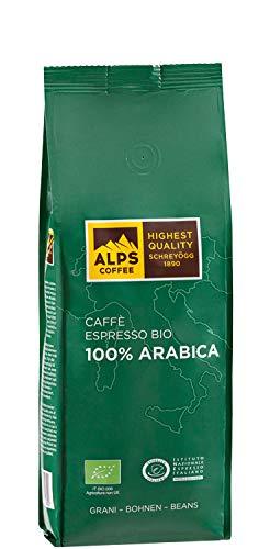 Alps Coffee Espresso 100% Arabica Bio 500g