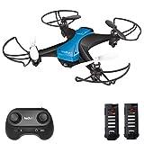 tech rc Mini Drone 20 Minutes Autonomie et Télécommande, Mini Drone...