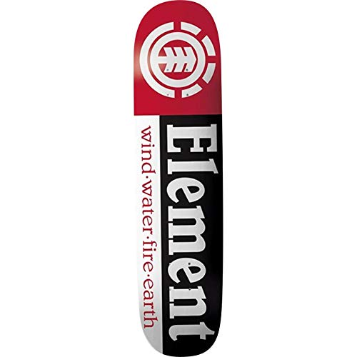 Element Skateboards Section Skateboard Deck - Thriftwood Construction - 7.75' x 31.5'