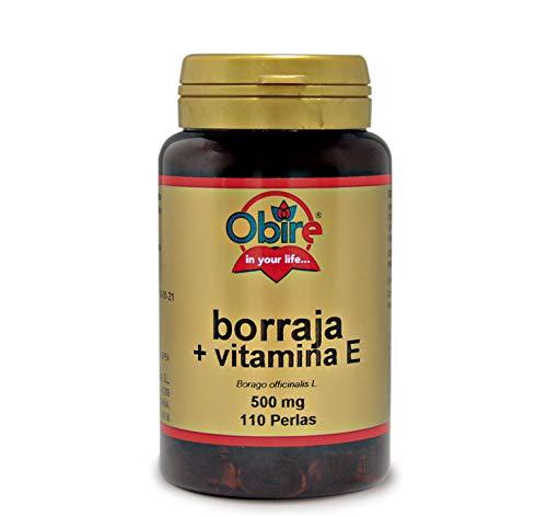 Borraja 500 mg. 110 perlas