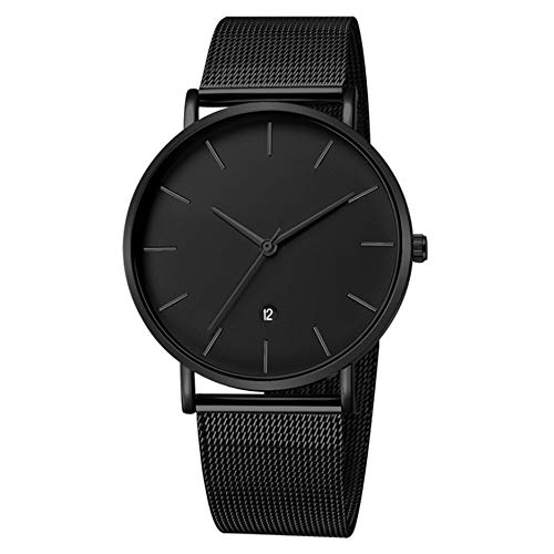 Infinite U-Watch Impermeabile per Gli Uomini Orologi Analogici al Quarzo Orologi Lussuosi Moda...