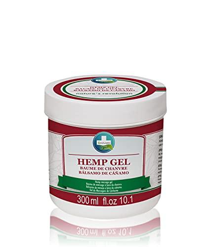 Annabis Pomada de cáñamo   pomada cannabis para masaje frecuente contra el dolor con aceite de cannabis   aceite de cáñamo   aceite de hemp   pomada para dolor   300 ml