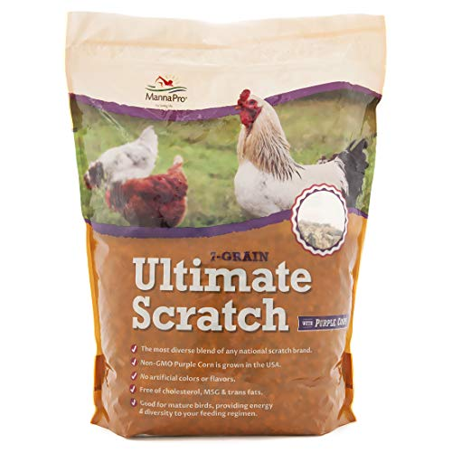 Manna Pro 7-Grain Ultimate Chicken Scratch |...