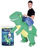 Costume di Ciro LOL Dinosauro Gonfiabile