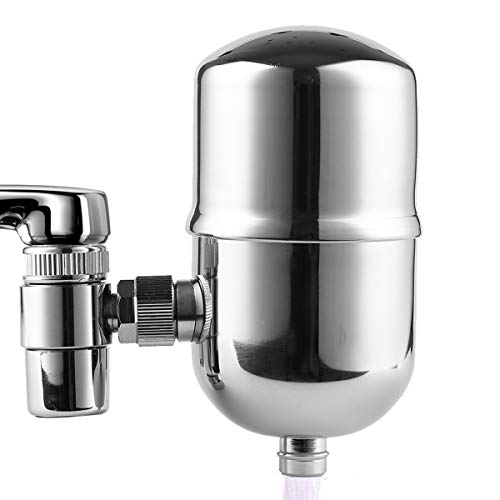 41FZIJPWlGL - 10 Best Faucet Water Filters: Reviews & Buying Guide