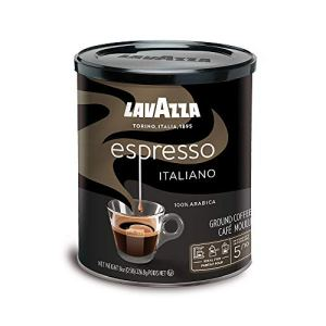 Lavazza Espresso Italiano Ground Coffee Blend, Medium Roast, 8-Ounce Cans,Pack of 4 (Packaging may vary) 7