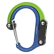 HEROCLIP is the world's first 3-in-1 clip and hook that can hang just about anything, just about anywhere! HANG STUFF SECURELY: Heroclip Medium can hold up to 60 lbs and the rubber tip creates optimal grip so your stuff stays secure. COMPACT DESIGN: ...