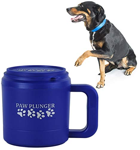 Paw Plunger – The Muddy Paw Cleaner for Dogs –...