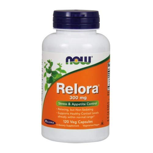 Relora, 300 mg, 120 Vcaps by Now Foods (Pack of 1) 1 - My Weight Loss Today