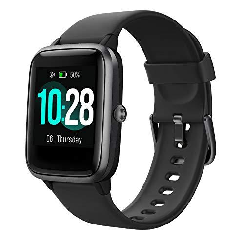 Arbily Fitness Tracker, Smartwatch con Touchscreen Completo per Donna Uomo Bambini Orologio Fitness Impermeabile IP68...