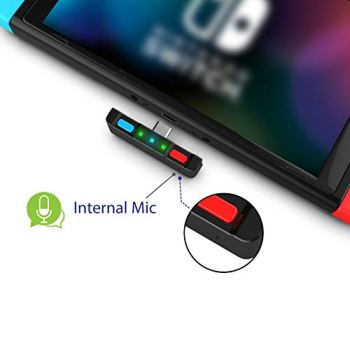 HomeSpot Bluetooth 5.0 Audio Transmitter Adapter with USB C Connector