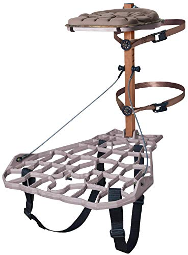 Lone Wolf Assault II Hang On Tree Stand