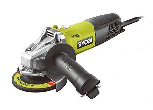 Ryobi RAG 800-125G Meuleuse Électrique à fil 800 W