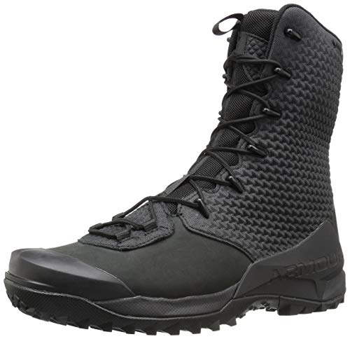 Under Armour Men's Infil Ops Gore-TEX Ankle Boot, Black (001)/Black, 12