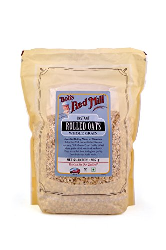 Bobs Red Mill Whole Grain Instant Rolled Oats