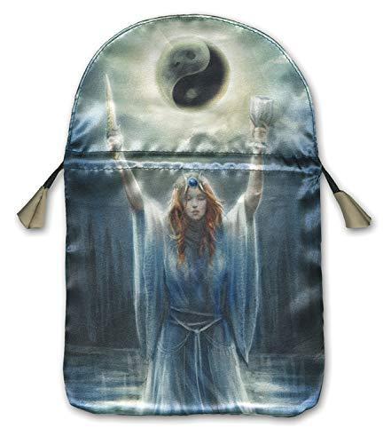 Sacred Priestess Printed Tarot Bag
