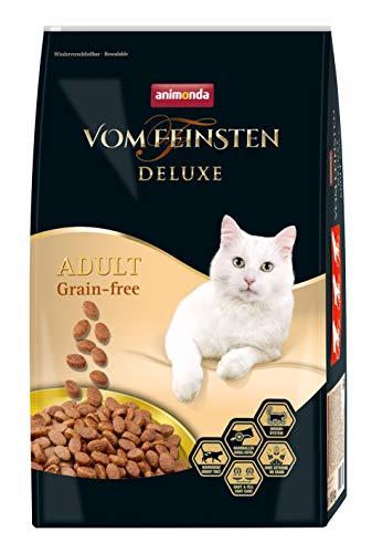 animonda Vom Feinsten Deluxe Adult Grain-Free Katzenfutter, Trockenfutter für...