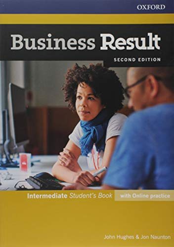 Business Result: Intermediate: Student's Book with Online Practice: Business Result: Intermediate: S