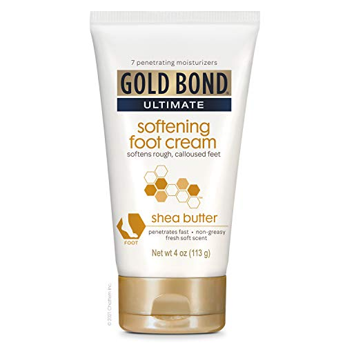 Gold Bond Ultimate Softening Foot Cream With Shea...