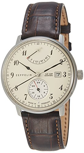 Zeppelin Automatic 7060-4 Automatic Mens Watch Made in Germany