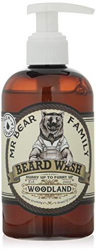 Mr Bear Family Sapone da Barba , Woodland - 250 ml