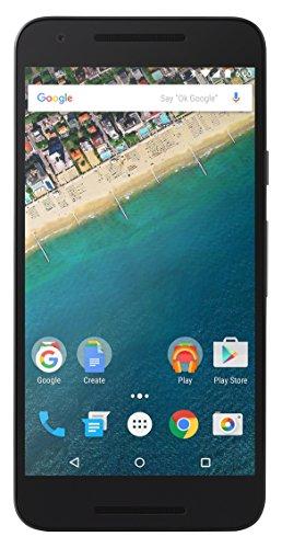 LG Nexus 5X Smartphone, Display Touch da 5,2' Full...