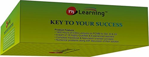 External Hard Disk for Video Lectures of Biology for Class XII CBSE Upto AIPMT and AIIMS for MAC OS by M-Learning 5