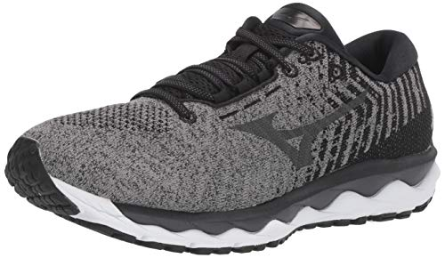 Mizuno Men's Wave Sky WAVEKNIT 3 Running Shoe, shade, 10.5 D US
