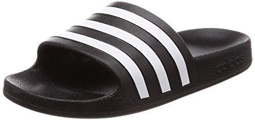 Adidas Chanclas Adulto Unisex, Negro (Negro 000), 43 EU