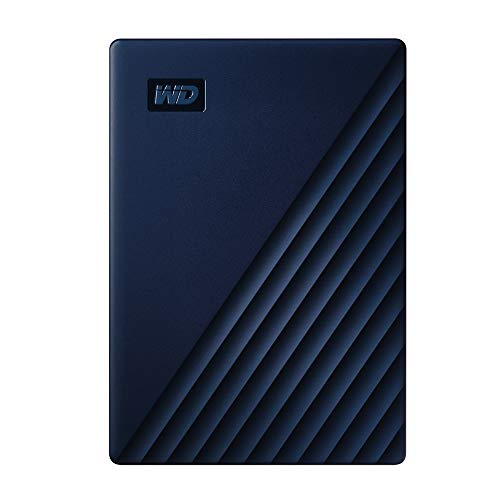Western Digital WD 4 TB My Passport for Mac, Hard Disk Portatile, adatto per Time Machine,...