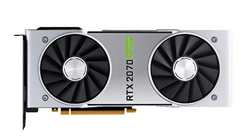 NVIDIA GeForce RTX 2070 Super Founders Edition...